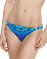 Clube Bossa Printed Ring-Side Swim Bottom