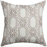 "CLOSEOUT! Softline Bergen 20"" Square Decorative Pillow"