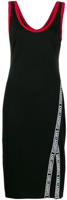 Karl Lagerfeld Paris Snap Detail Dress