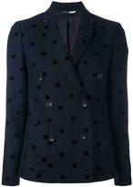 Paul Smith polka dot double breasted jacket