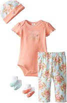 "Baby Essentials Baby Girls' ""Pretty Like Mommy"" 5-Piece Layette Gift Set"