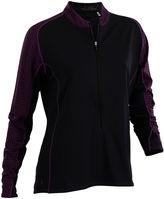 Asstd National Brand Melody Pullover Plus Quarter-Zip Pullover Plus