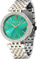 Police Women's PL14504JSTG19M Fashion Dazzle Watch with 3 Hands