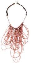 Brunello Cucinelli Sunstone Collar Necklace