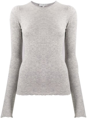 Vince ribbed knit sweater