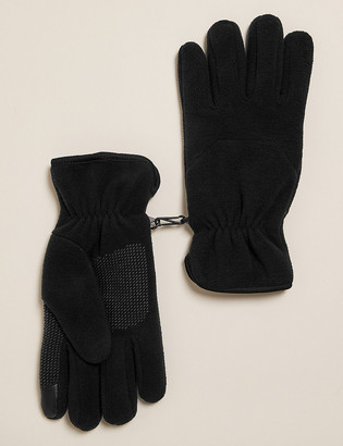 Marks and Spencer Fleece Gloves with Thermowarmth