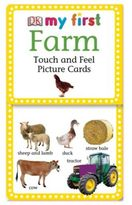 My First Farm Touch and Feel Picture Cards