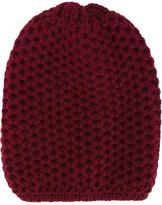 Inverni chunky knit beanie - women - Cashmere - One Size