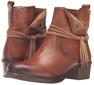 PIKOLINOS Zaragoza W9H-8800 (Brandy) Women's Shoes