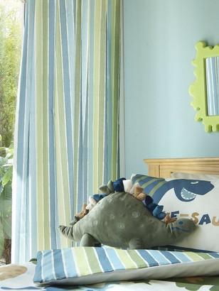 Catherine Lansfield Lined Dinosaur Curtains