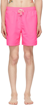 Polo Ralph Lauren Pink Traveler Swim Shorts