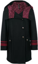 Plein Sud Jeans hooded military coat
