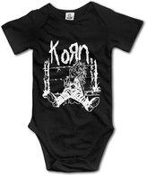Wuliwuli Korn Metal Band Neidermayer's Mind Album Baby Onesie Baby Bodysuit