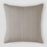Bloomingdale's Oake Sonata Quilted Euro Sham