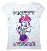Toddler Girls' Minnie Mouse T- Shirt