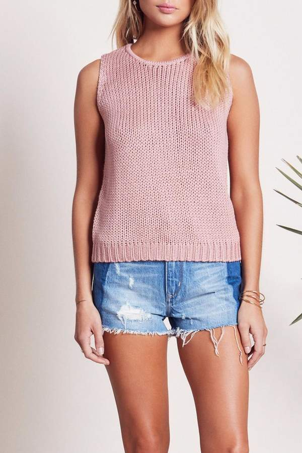 Lovers + Friends Dunes Knit Tank