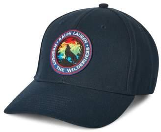 Polo Ralph Lauren Respect The Wilderness Patch Sport Cap