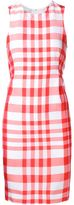 Stella McCartney checked dress