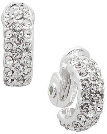 e5716c42d2e31 Small Hoop Clip-On Earrings