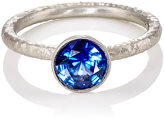 Malcolm Betts Women's Blue Sapphire Ring