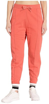 Reebok Classic French Terry Pants (Rosette) Women's Casual Pants