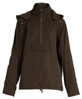 Raey Detachable-hood lightweight jacket