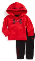 Under Armour Infant Boy's Logo Hoodie & Pants Set