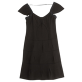 Miu Miu Black Polyester Dress
