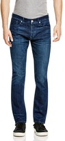 3x1 Straight Fit Jeans in Medium Blue