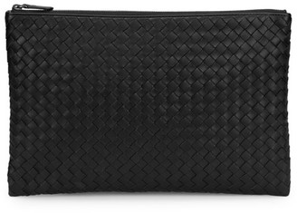 Bottega Veneta Leather Pouch