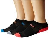 New Balance Adaptive No Show 3-Pack No Show Socks Shoes