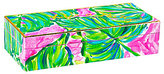 Lilly Pulitzer Painted Palm Box