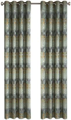 "North Home Spencer Drape Grommet Curtain Panels/96"""
