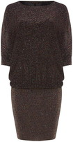 Phase Eight Becca Rainbow Shimmer Knit Dress
