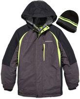 ZeroXposur Snowboard Jacket with Beanie - Preschool Boys 4-7