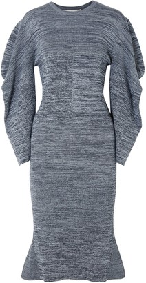Stella McCartney Marled Cotton Dress