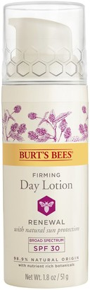 Burt's Bees Renewal Firming Day Lotion SPF 30