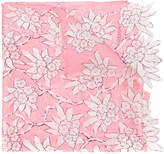 Valentino floral print scarf