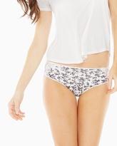 Soma Intimates Vanishing Tummy with Lace Hipster