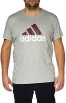 adidas Shortsleeve Logo T-Shirt