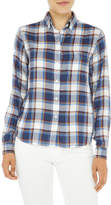 Gant O1. Light Flannel Check Shirt