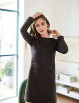 Boden Sixties Jacquard Dress