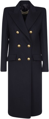 Alexandre Vauthier Classic Double-breasted Coat