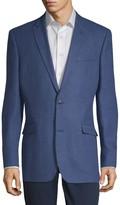 Classic Notch Lapel Jacket
