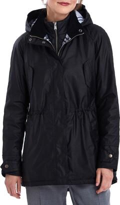 Barbour Heath Waxed Cotton Jacket