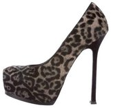 Saint Laurent Tribute Two Platform Pumps
