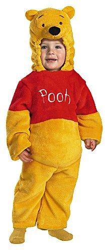 Disguise Disney Plush Costume - Winnie The Pooh - 12-18 months