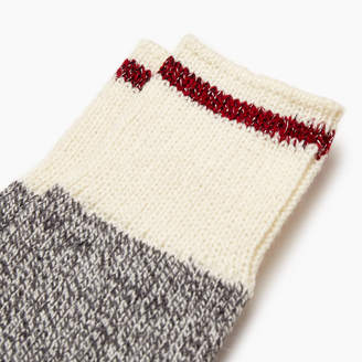 Roots Cabin Sparkle Sock 2 Pack