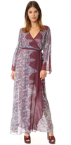 BCBGMAXAZRIA Larina Maxi Dress