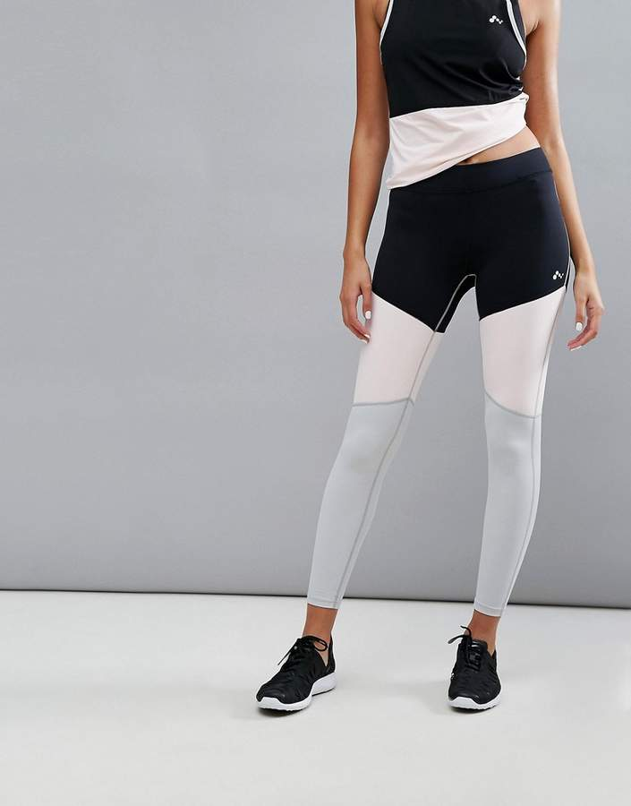 Only Training Colourblock Leggings